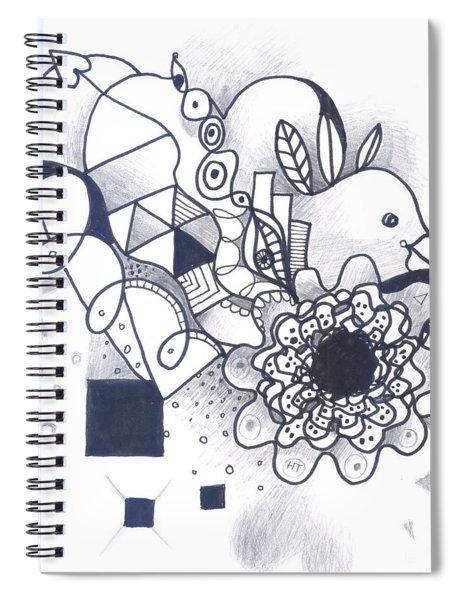Take A Chance Spiral Notebook