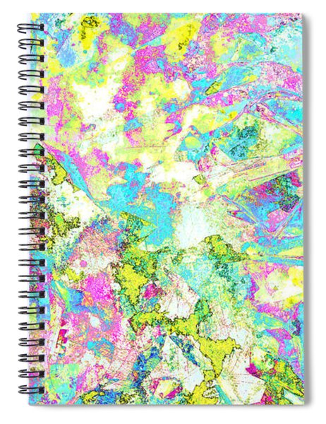 Take A Step Back To See Better Spiral Notebook