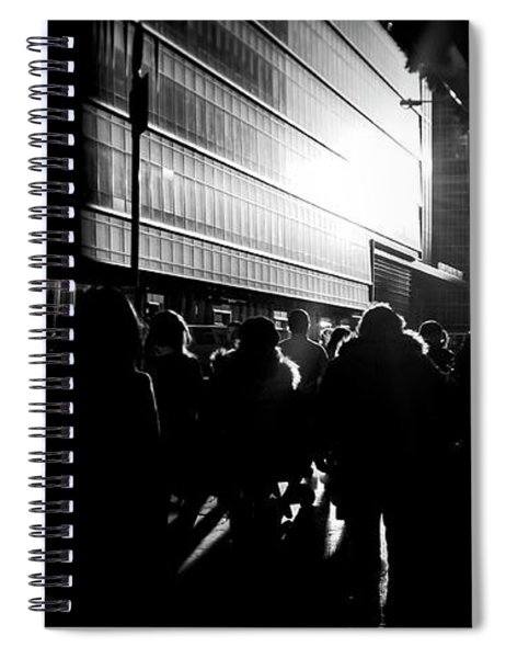 Take A Stroll With Me Once Again Spiral Notebook