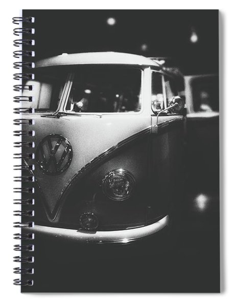 Takes Me To You Spiral Notebook