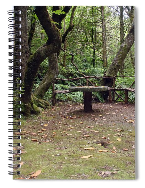 Take Sit And Rest Spiral Notebook