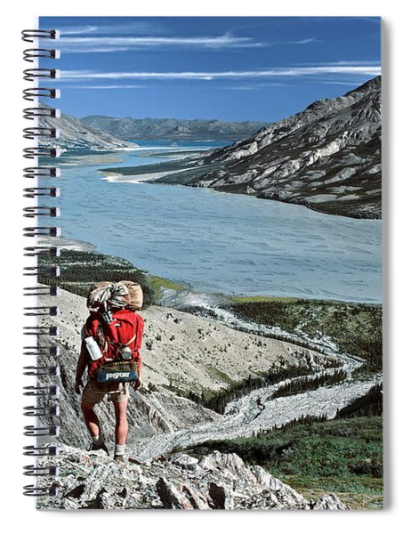 Take This View And Love It Spiral Notebook