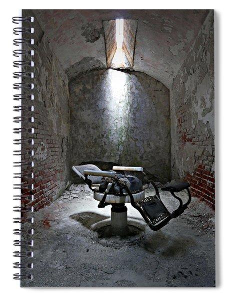 Taken Spiral Notebook