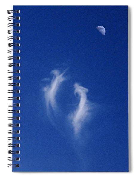 Takes Two To Tango Spiral Notebook