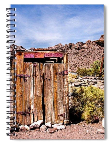 Takin A Break Spiral Notebook