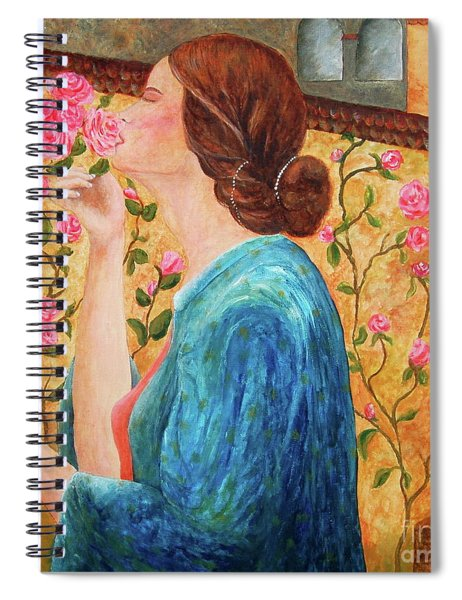 Taking Time Spiral Notebook