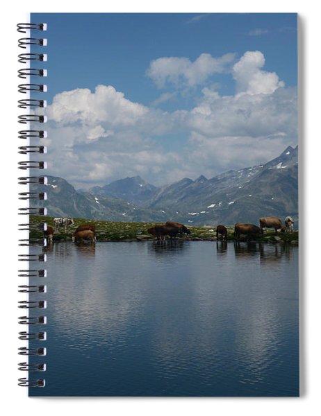 Taking Water Spiral Notebook