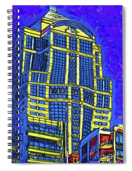 Tall And Proud Spiral Notebook