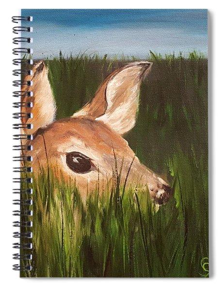 Tall Grass    #63 Spiral Notebook
