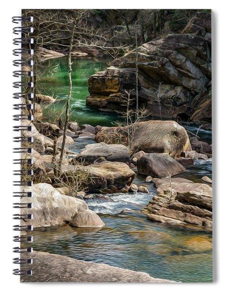 Tallulah Spiral Notebook