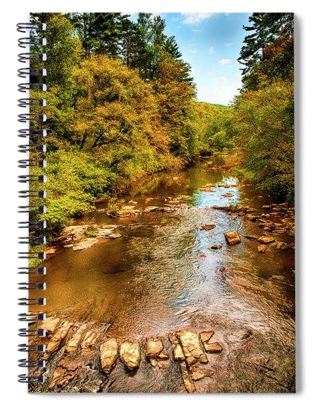 Tallulah River Spiral Notebook