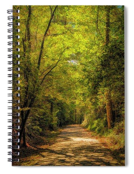 Tallulah Trail Spiral Notebook