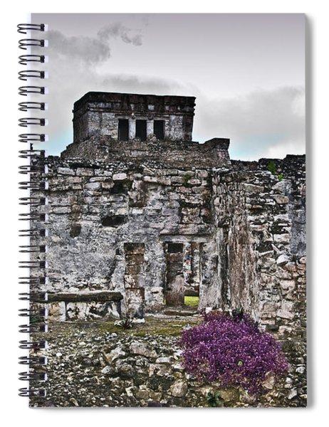 Talum Ruins 6 Spiral Notebook