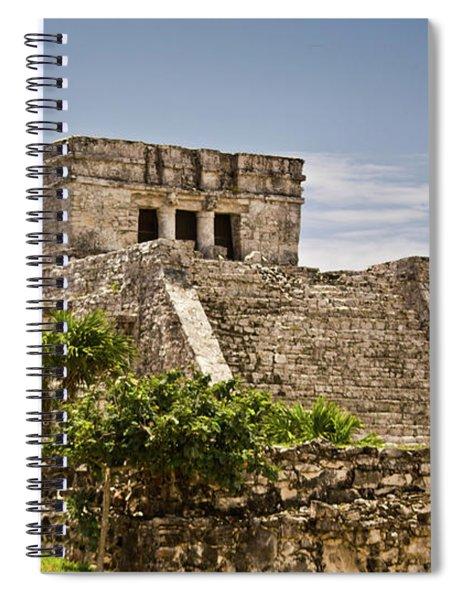 Talum Ruins10 Spiral Notebook