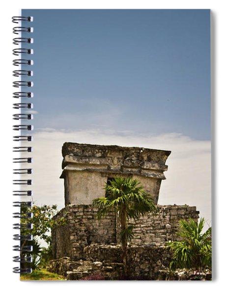 Talum Ruins11 Spiral Notebook