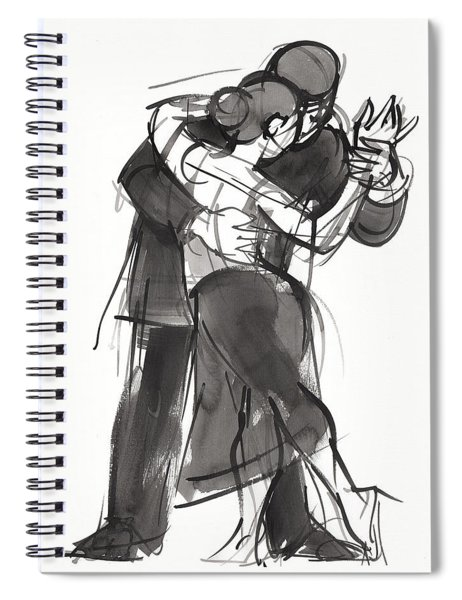 Tango 1 Spiral Notebook