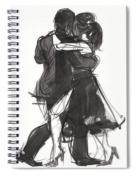 Tango 2 Spiral Notebook