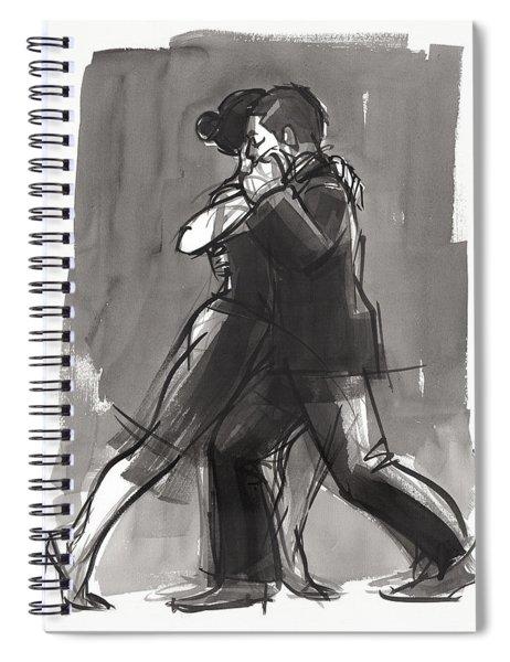 Tango 7 Spiral Notebook