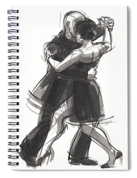 Tango 8 Spiral Notebook