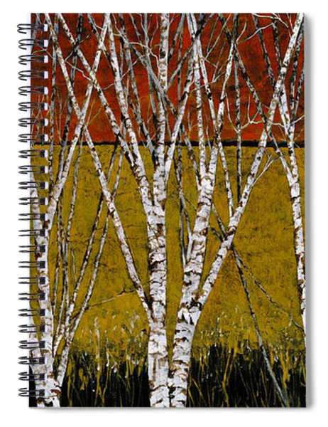 Tante Betulle Spiral Notebook