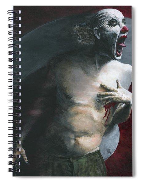 Target Practice Spiral Notebook