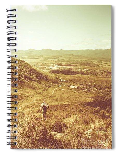 Tasmania Wonder Spiral Notebook