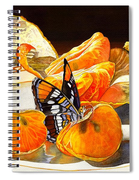 Tasty Spiral Notebook