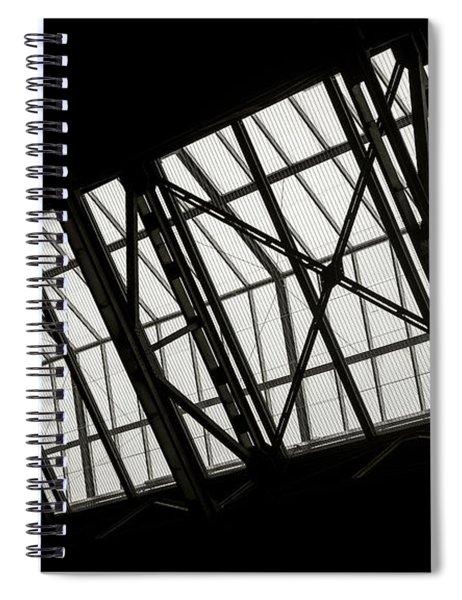 Tate Interior Tate Spiral Notebook