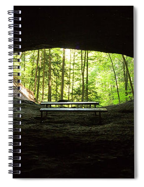 Tauferhole Spiral Notebook