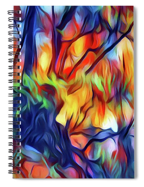 Taylors Creek Spiral Notebook