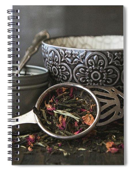 Tea Time 8312 Spiral Notebook
