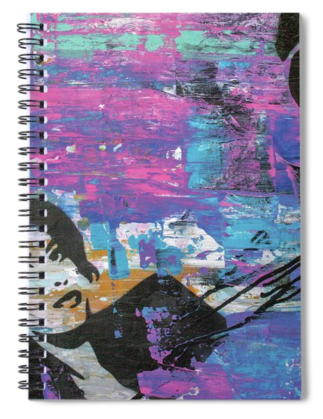Tears Dry On Thier Own Spiral Notebook