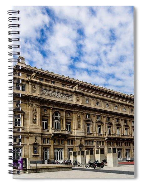 Teatro Colon Spiral Notebook