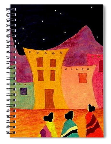 Telling Secrets Spiral Notebook