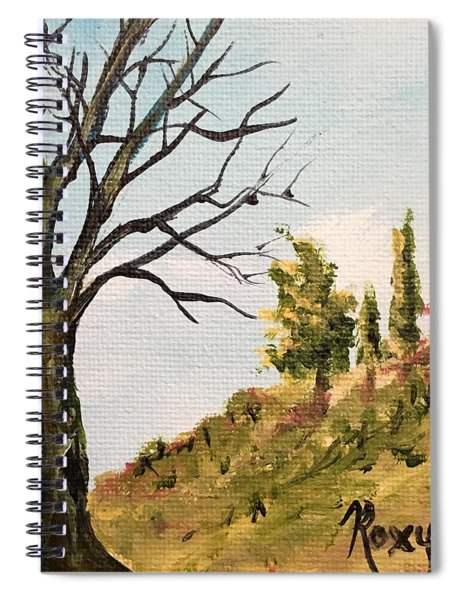 Temecula Tree Spiral Notebook