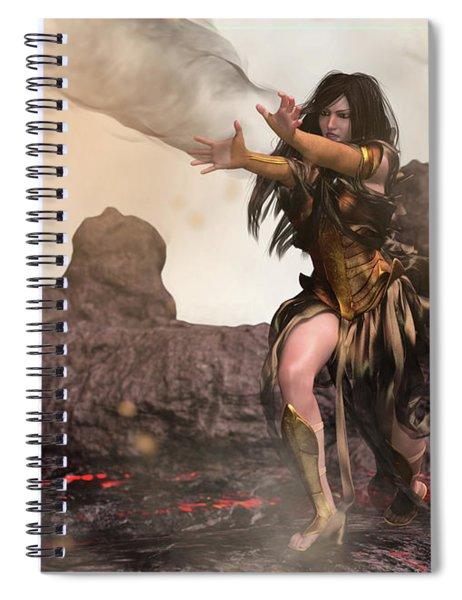 Tempest Spiral Notebook