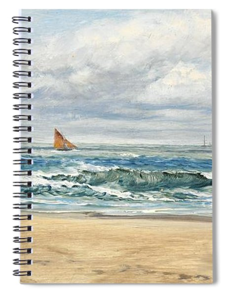 Tenby Spiral Notebook
