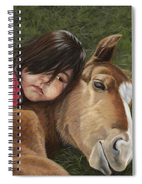 Tender Love Spiral Notebook