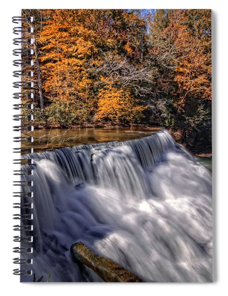 Tennessee Waterfall Spiral Notebook