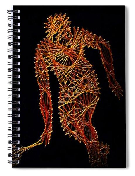 Tennis Spiral Notebook