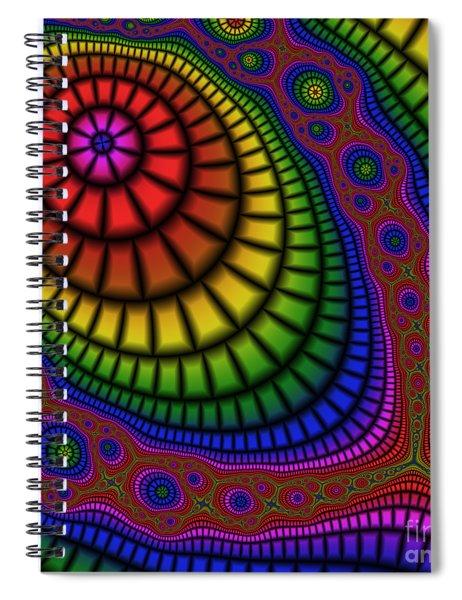 Tennis Racket 227 Spiral Notebook