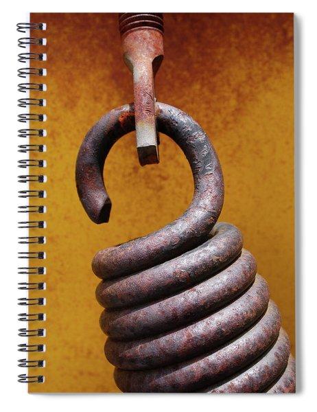 Tension Spiral Notebook