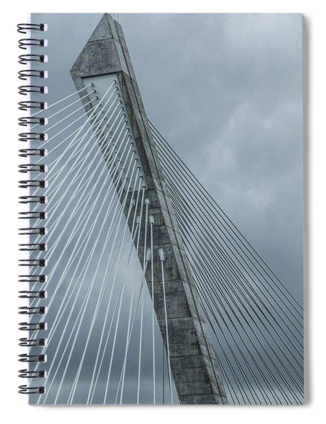 Terenez Bridge IIi Spiral Notebook