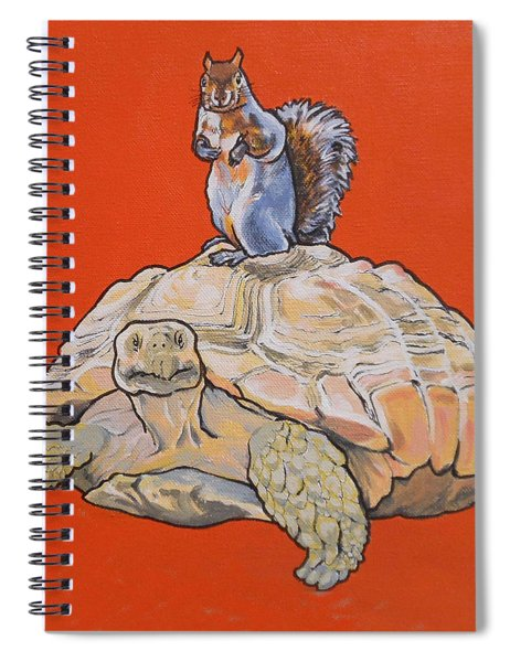 Terwilliger The Turtle Spiral Notebook