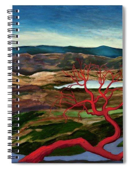 Tess' World Spiral Notebook