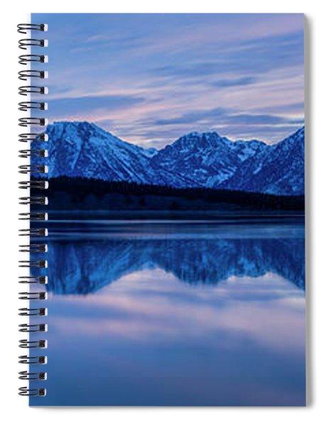 Teton Morning Spiral Notebook