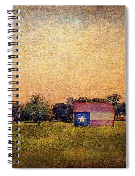 Texas Morn' Spiral Notebook