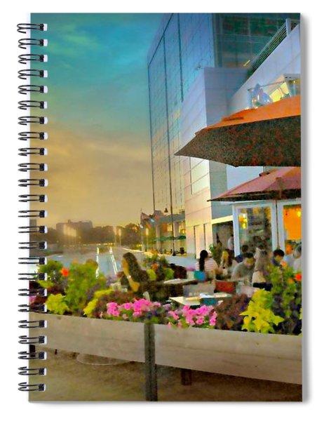 Tgif Spiral Notebook