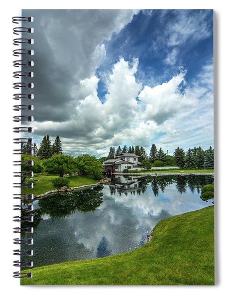That Prairie Sky Spiral Notebook