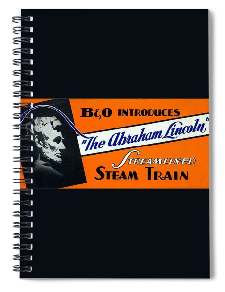 The Abraham Lincoln Spiral Notebook